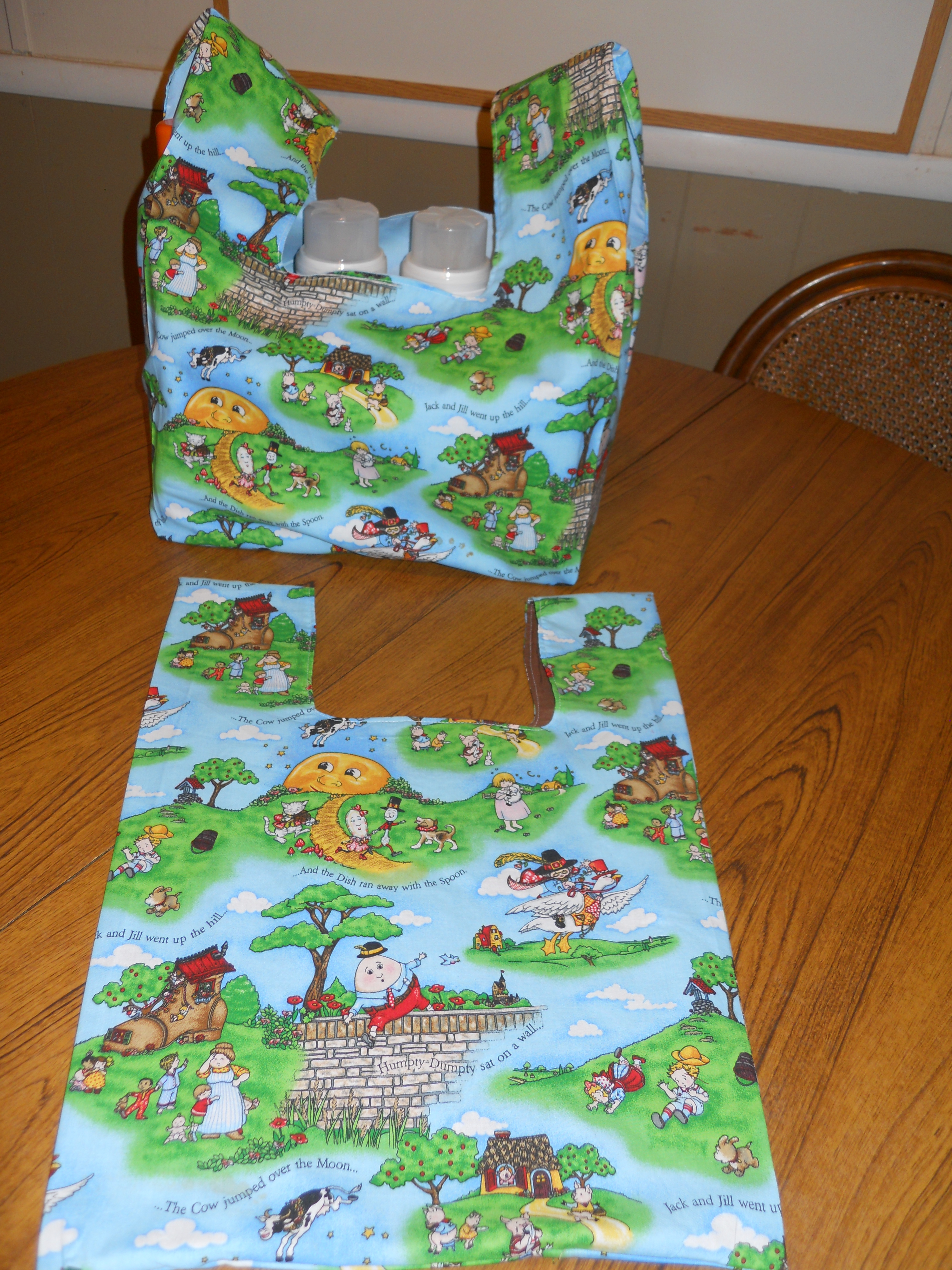 Sewing Project Fabric Basket Tutorial: Cajun Couponing Mom